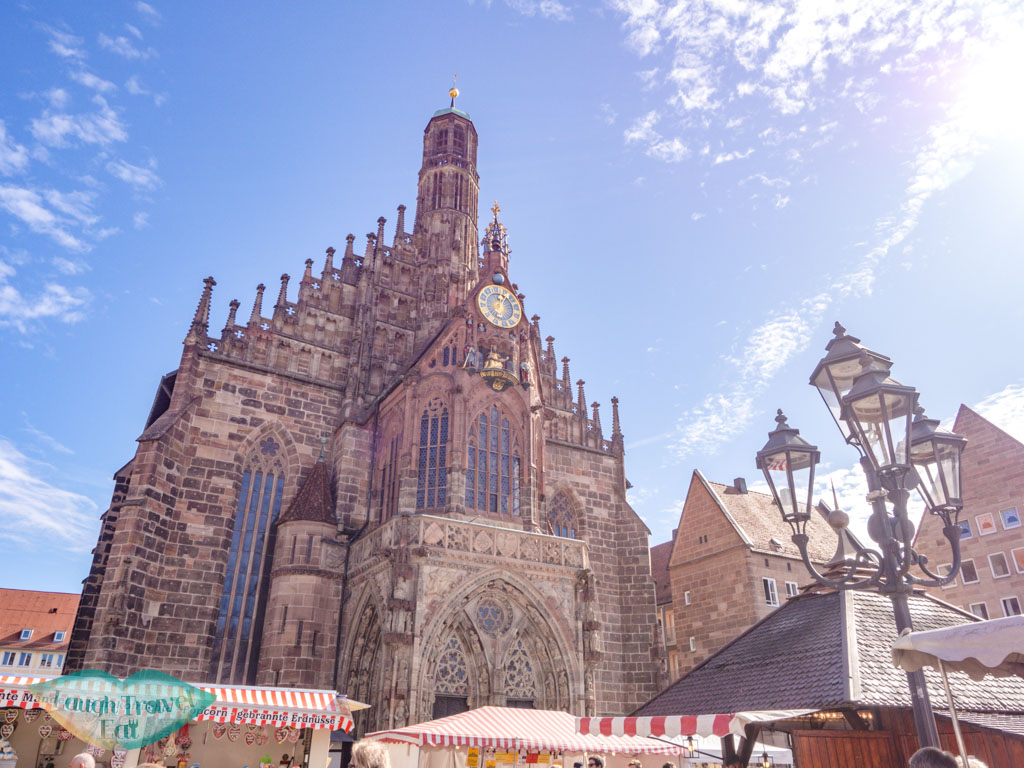 Church of our lady st sebald church nuremberg germany - laugh travel eat