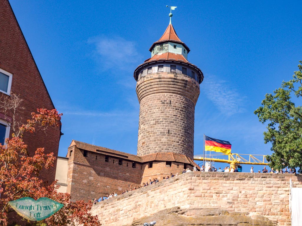 Imperial castle nuremberg germany - laugh travel eat