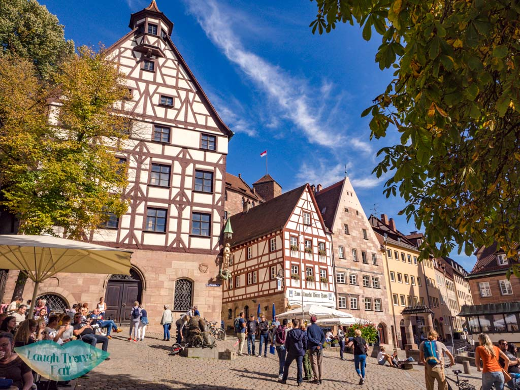 Day Trip To Nuremberg Germany Laugh Travel Eat