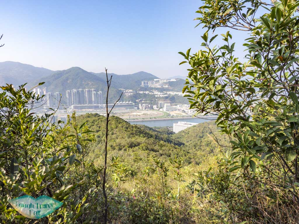 getting out of Nui Po Shan Shatin Hong Kong - laugh travel eat-3