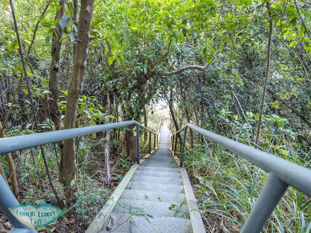 getting out of Nui Po Shan Shatin Hong Kong - laugh travel eat-6