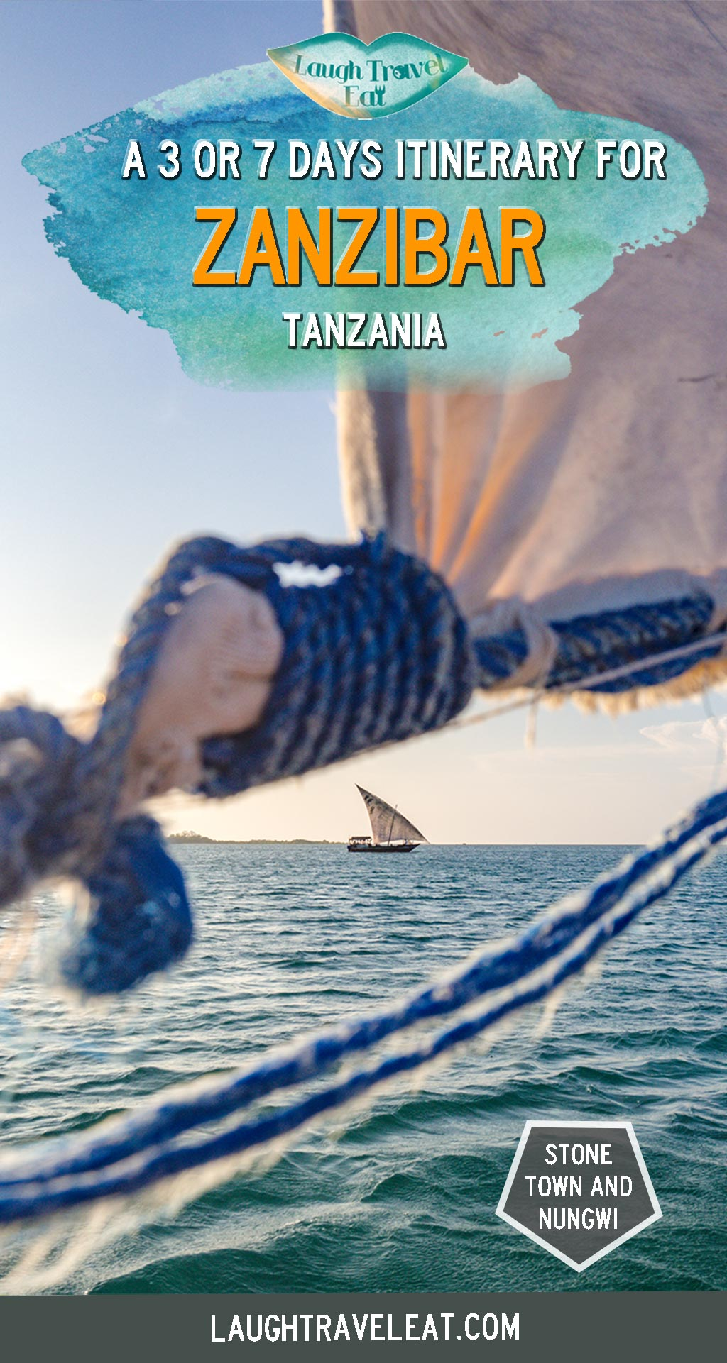 Zanzibar has long been an island of spice and trade even before becoming part of Tanzania. Most itinerary for Tanzania will include this island, not only because of its history but because of its beautiful beaches. Whether you are looking to spend a few days in Zanzibar or a week to relax and unwind, I've got some suggestions for you: #Zanzibar #Tanzania #Afirca