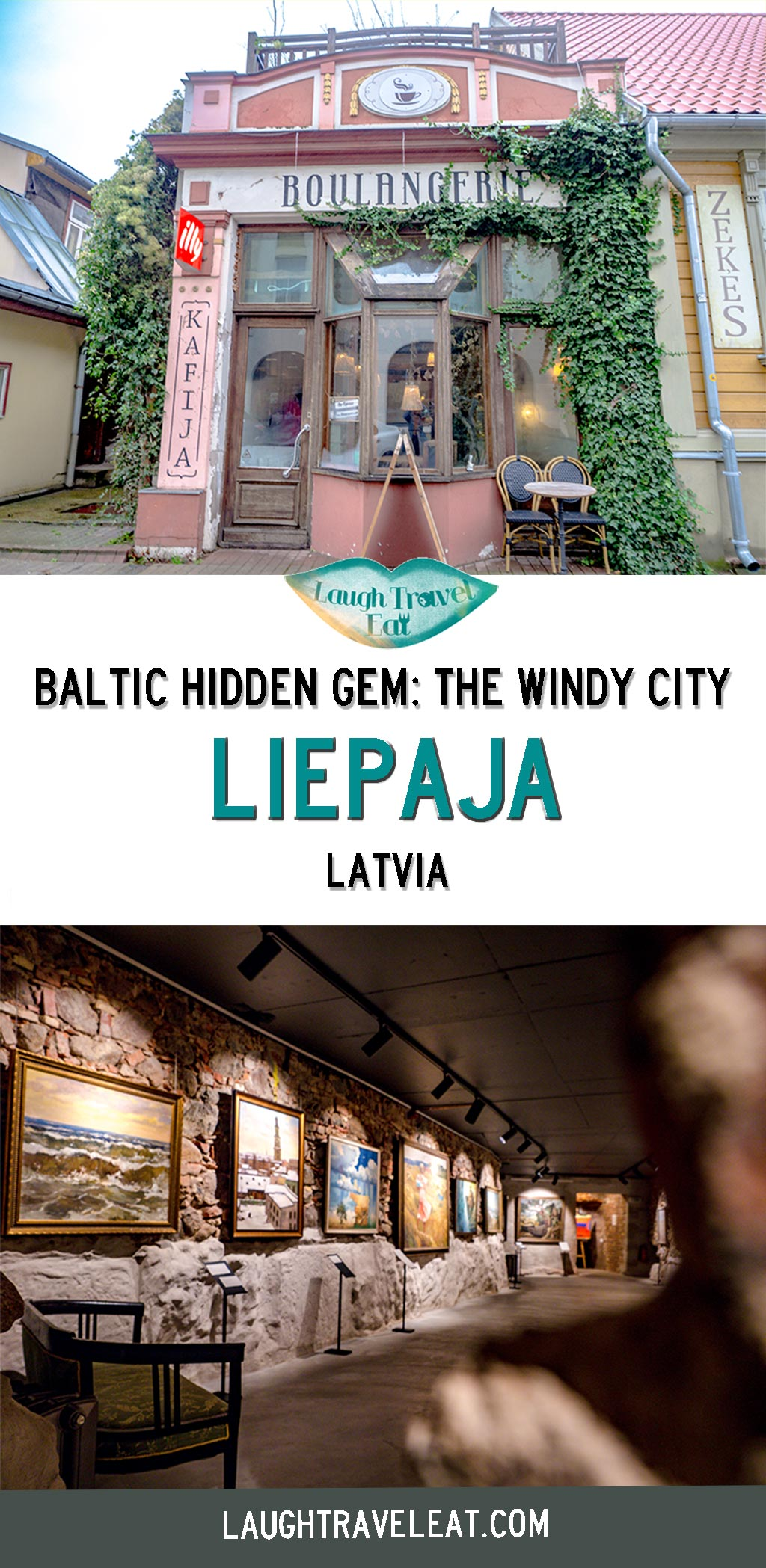 Liepāja is the third largest city in Latvia on the Baltic coast. It's known as the Windy City, 3 hours west of Riga (or one hour by plane). It's a popular seaside town known for its wind and beaches, as well as their theater. It's a great place to spend some quiet town, whether with music or in nature. Here are the top things to do in Liepāja: #Liepaja #Latvia #Baltic