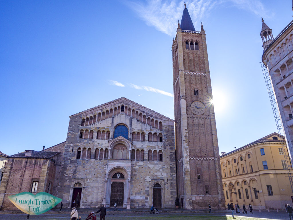 parma cathedral parma emilia romagna italy - laugh travel eat