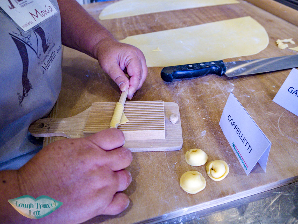 pasta making casa artusi forlimpopoli Rimini emilia romagna italy - laugh travel eat
