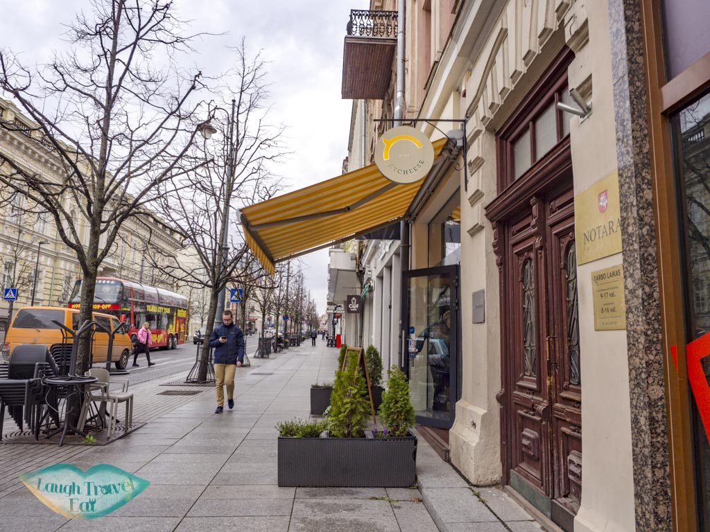say cheese bistro vilnius lithuania - laugh travel eat