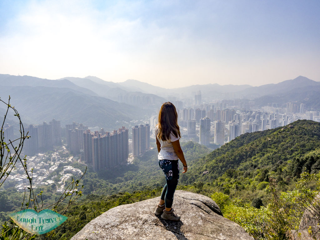 shatin view point nui po shan hong kong - laugh travel eat