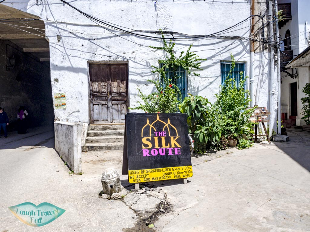 the silk route restaurant stone town zanzibar - laugh travel eat-4