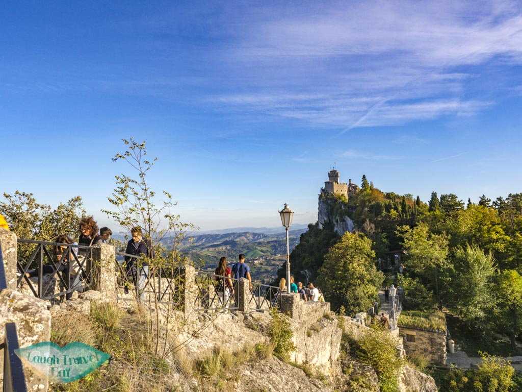 witches' way san marino italy - laugh travel eat