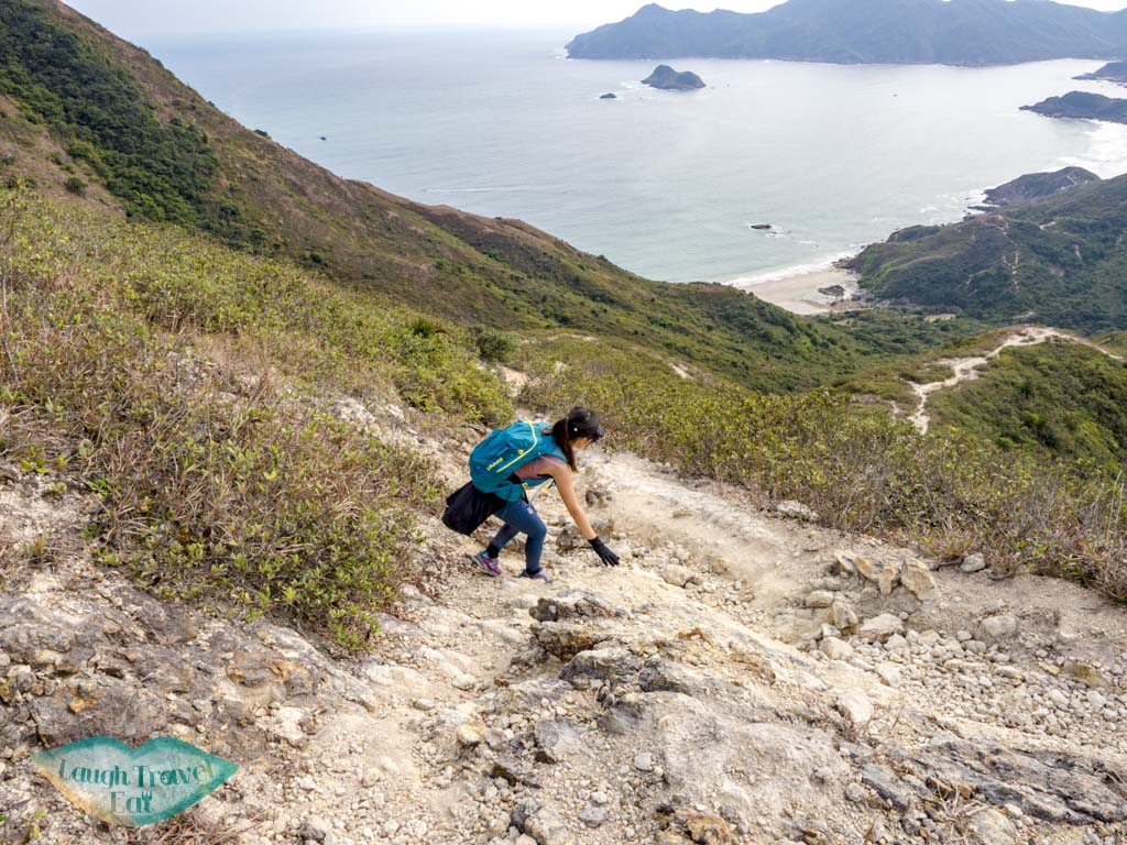 Mai Fan Teng to tai wan beach sai kung hong kong - laugh travel eat-4