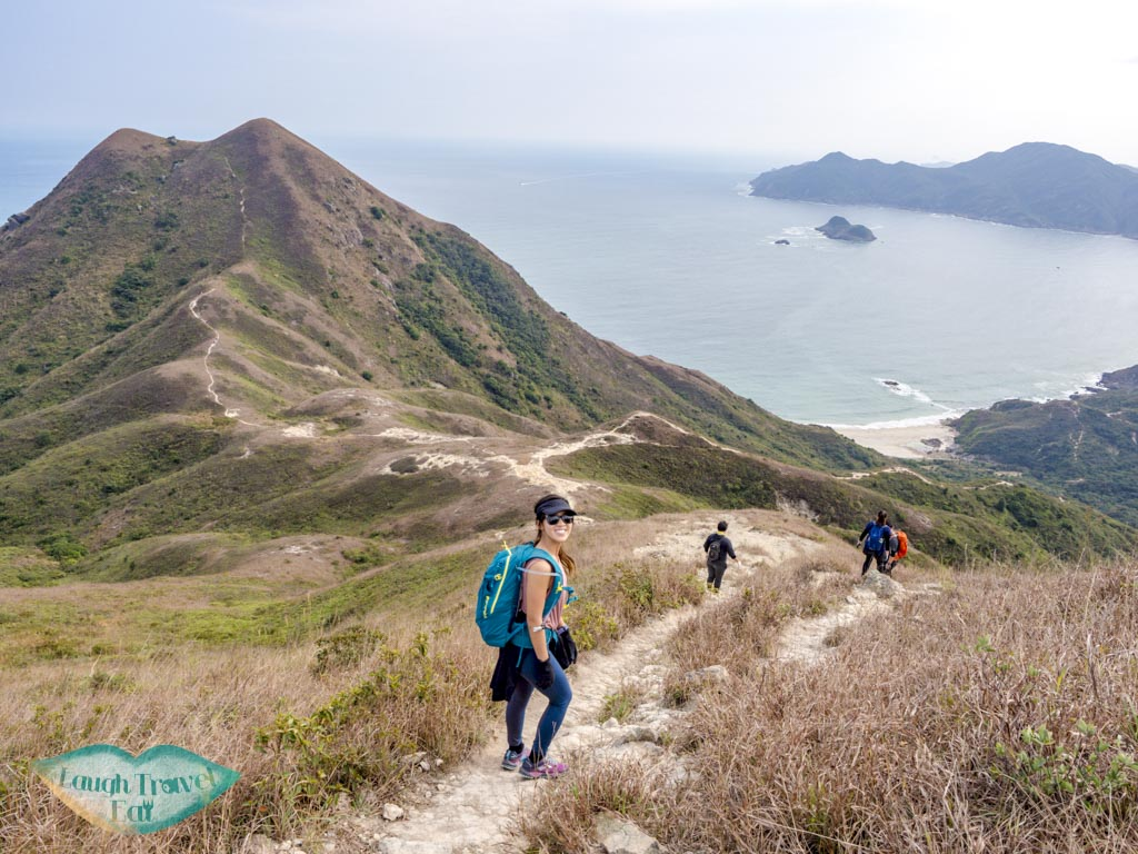 Mai Fan Teng to tai wan beach sai kung hong kong - laugh travel eat