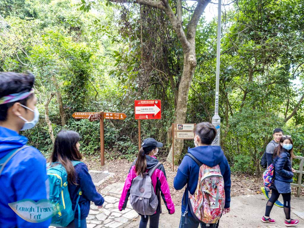 chek keng from village sharp peak sai kung hong kong - laugh travel eat