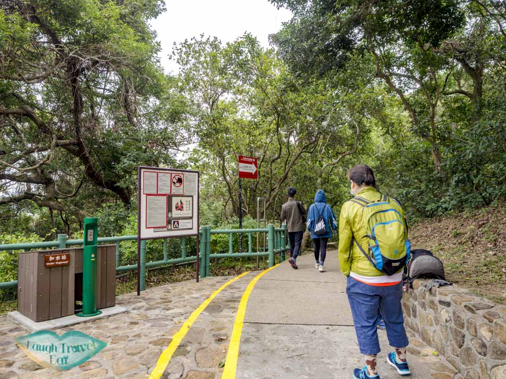 chek keng going in sharp peak sai kung hong kong - laugh travel eat