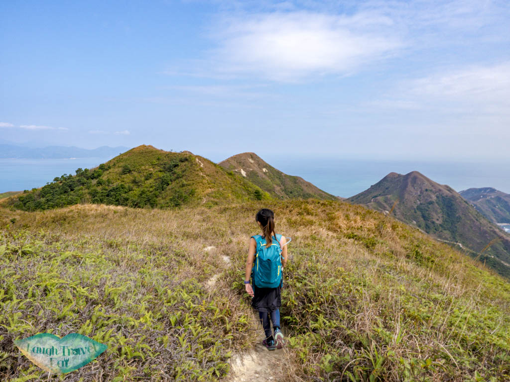 descent sharp peak sai kung hong kong - laugh travel eat-2