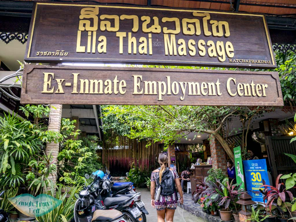 lila thai massage chiang mai thailand - laugh travel eat