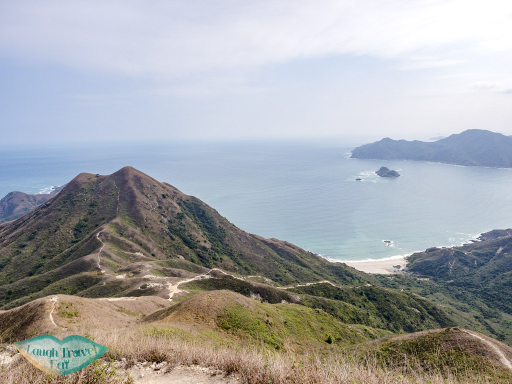 sharp peak to Mai Fan Teng sai kung hong kong - laugh travel eat-4