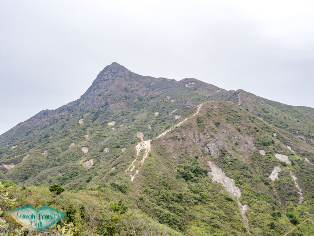 trail up to sharp peak sai kung hong kong - laugh travel eat-2