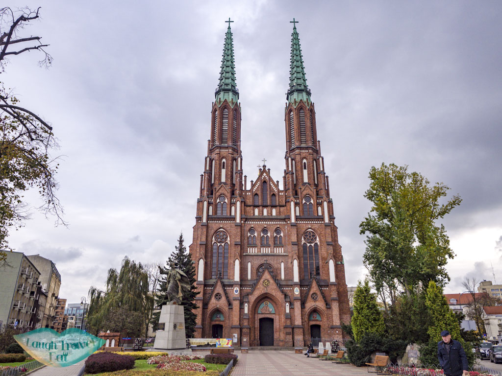 St. Florian's Cathedral warsaw poland - laugh travel eat-2