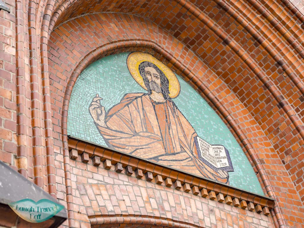 St. Florian's Cathedral warsaw poland - laugh travel eat