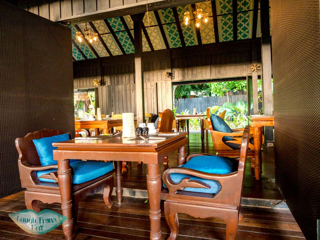 breakfast zeavola koh phi phi thailand - laugh travel eat