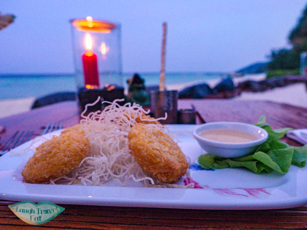 thai set dinner zeavola koh phi phi thailand - laugh travel eat-2