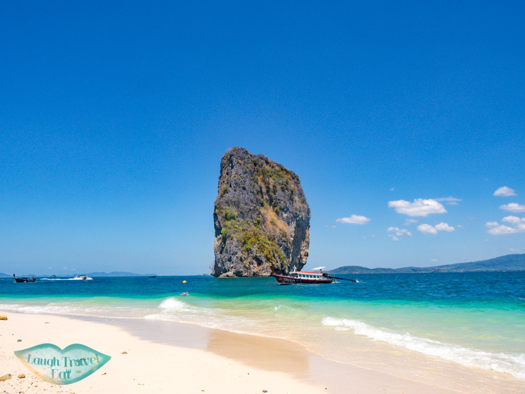 poda island ao nang krabi thailand - laugh travel eat