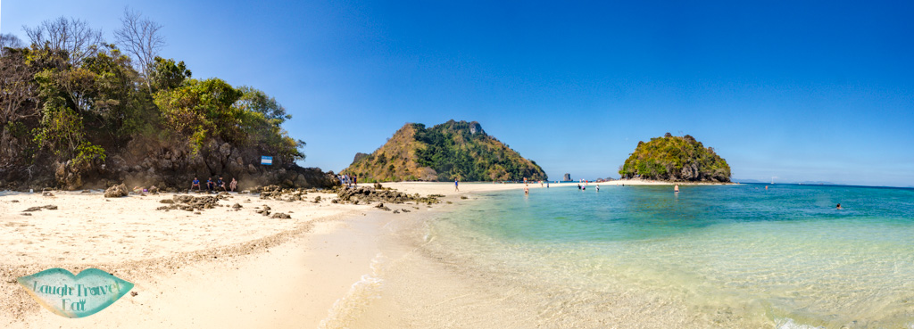 tup island ao nang krabi thailand - laugh travel eat