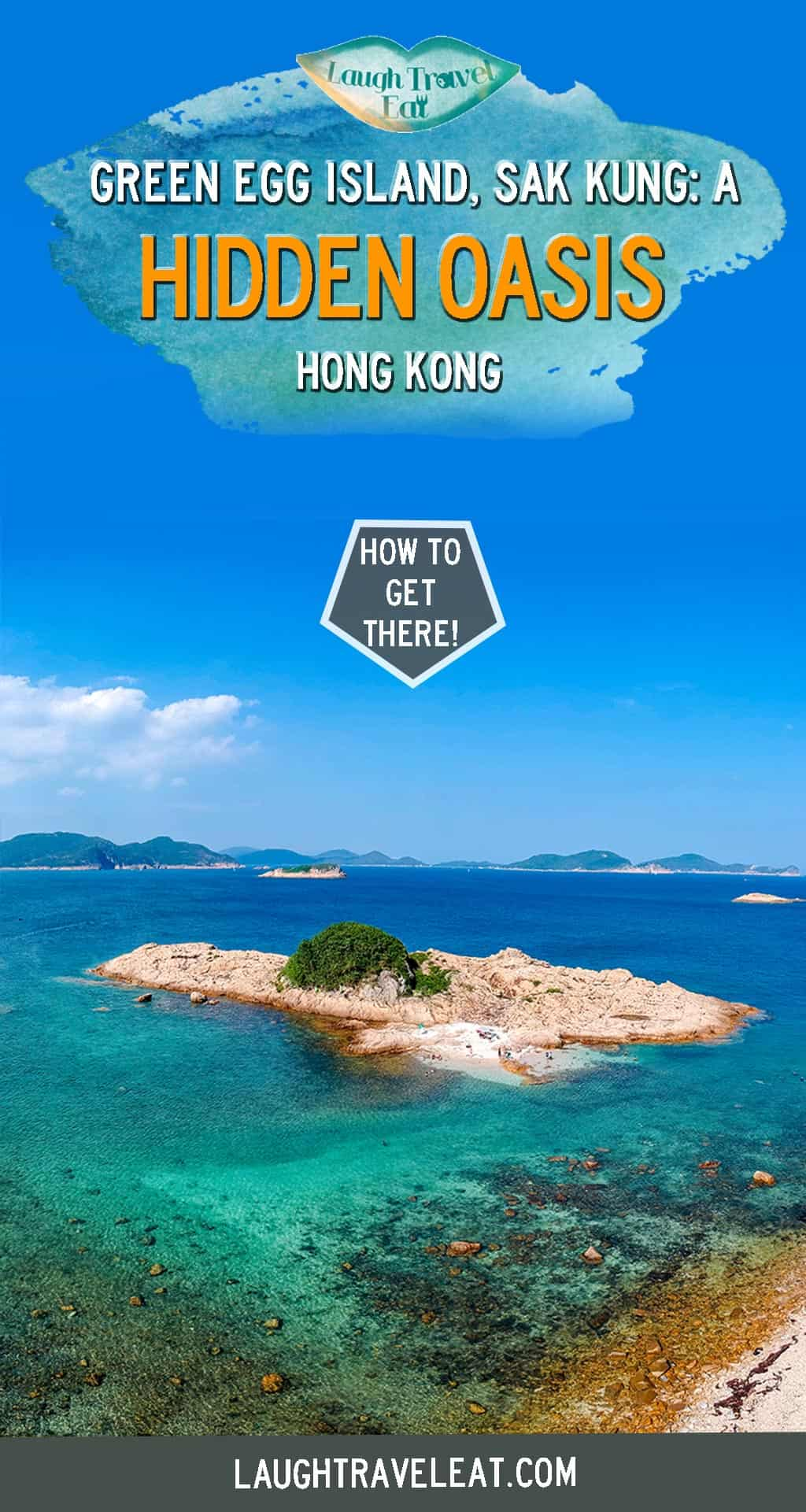 Looking for a hidden oasis for some hike + swim action in the busy Hong Kong? The Green Egg Island is the locals' best kept secret off Clear Water Bay. Here's how to get there and what to expect: #HongKong #hike #swim #oasis