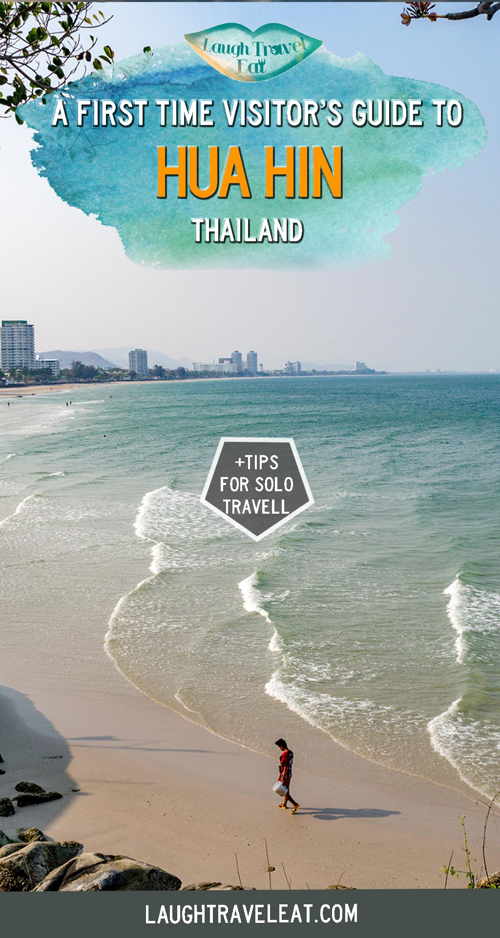 Hua Hin is 4 hours from Bangkok and a great alternative to Pattaya for people seeking a beach escape. It makes for a great stop for anyone who wants to head from Bangkok to the southern islands, and it itself makes for a great beach destination, too. However, I'm here for its national parks and while I didn't hit all of them, I made a good dent: #HuaHin #Bangkok #Thailand