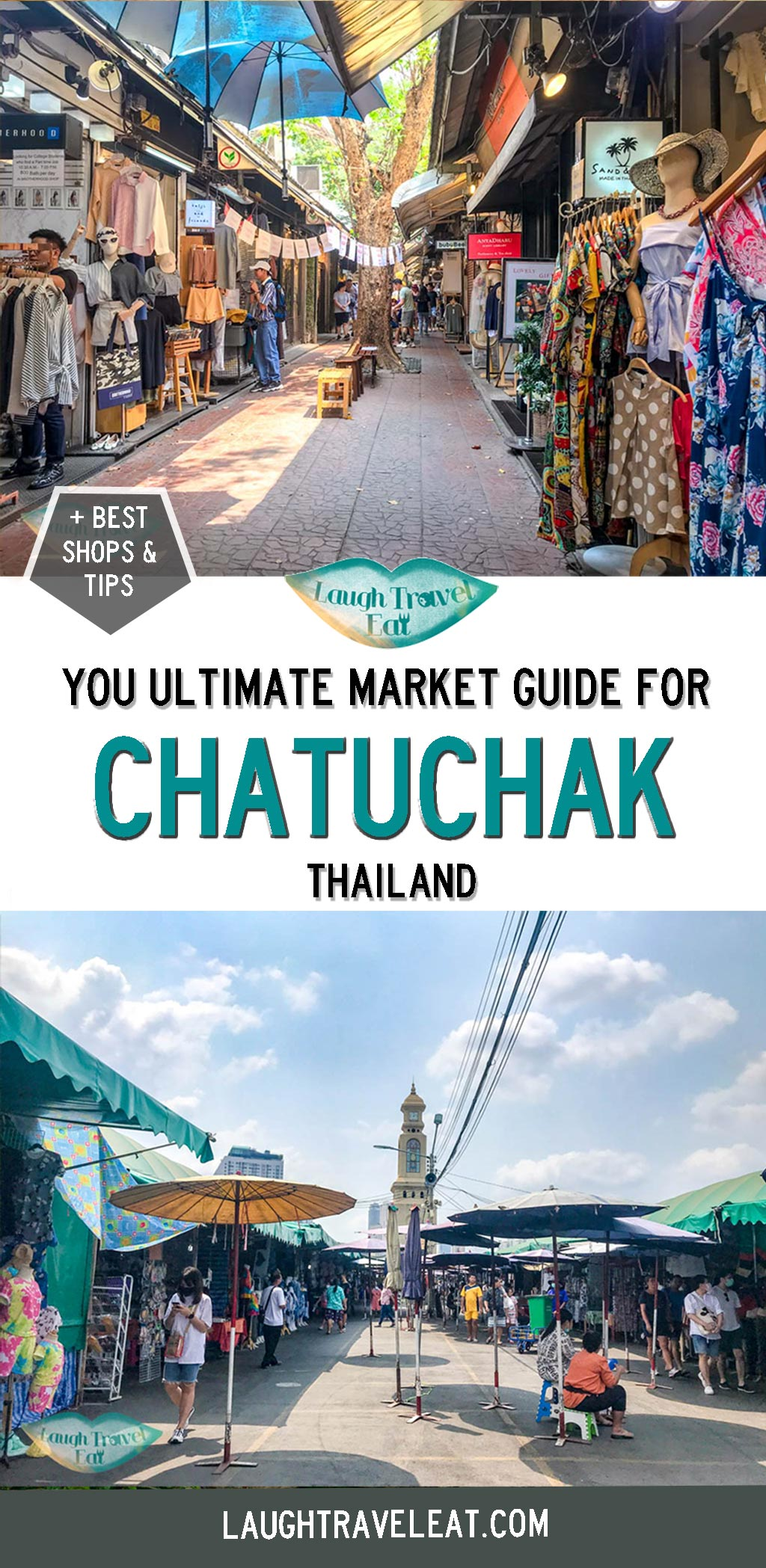 Chatuchak market is the biggest weekend market in Bangkok and Thailand, and also one of my favourite places to shop in the whole wide world. But it's a maze in itself so here's where this Chatuchak Market guide comes in.