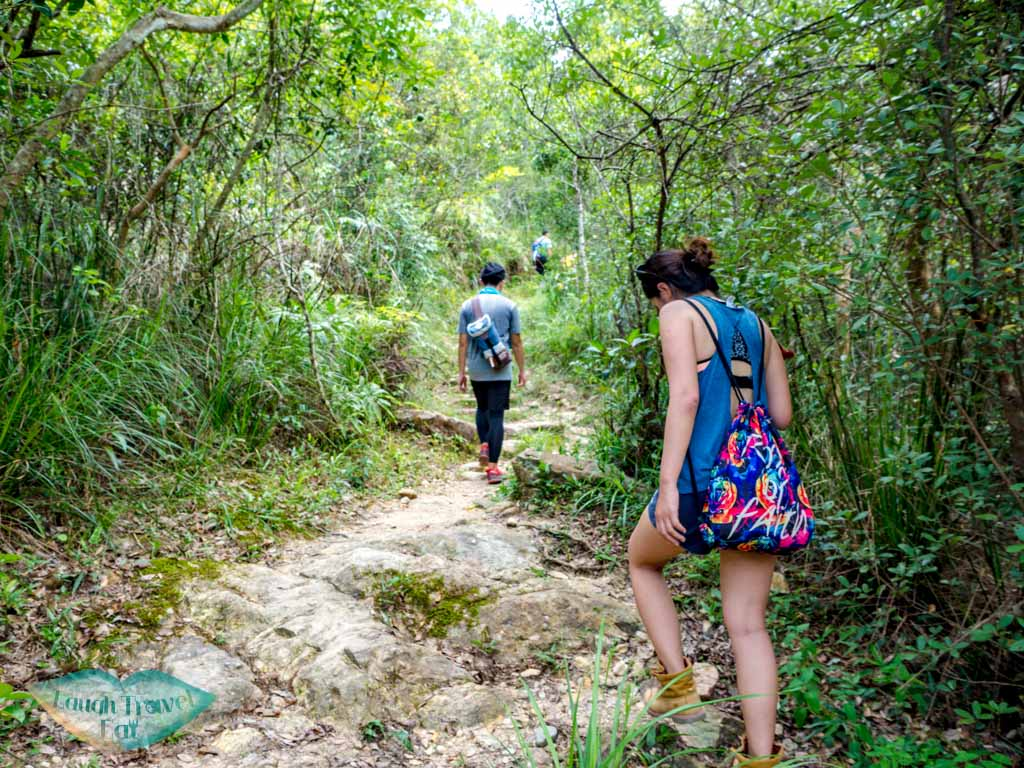 continue up nam chung country trail ping nam stream fanling new territories hong kong - laugh travel eat-2