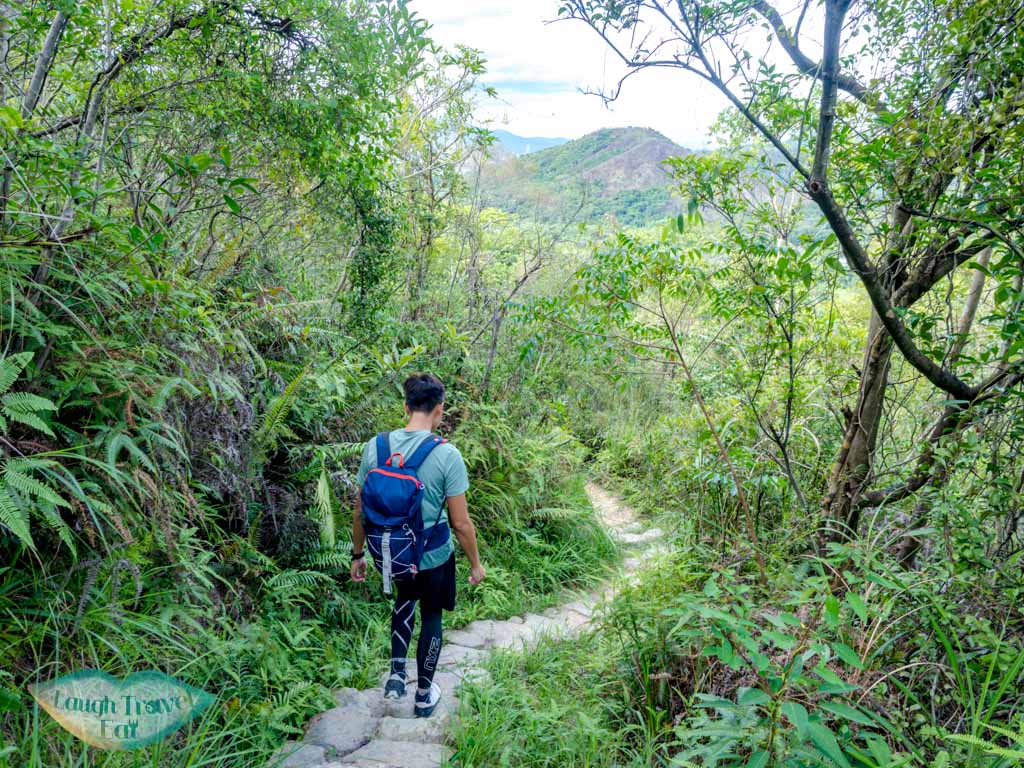 heading back out nam chung country trail ping nam stream fanling new territories hong kong - laugh travel eat-2