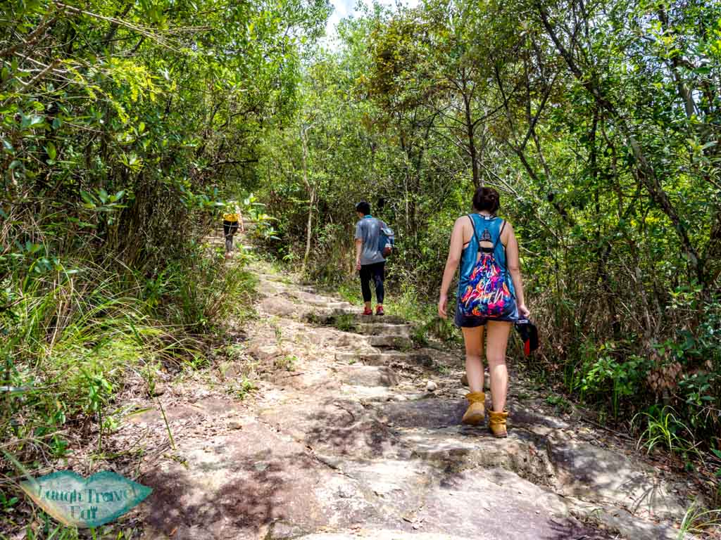 lv 2 to lv 4 nam chung country trail ping nam stream fanling new territories hong kong - laugh travel eat-2