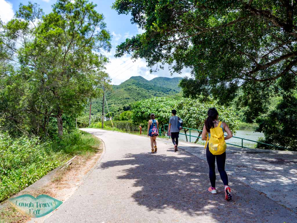 nam chung to nam chung country trail fanling new territories hong kong - laugh travel eat