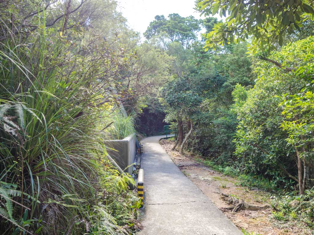 sai wan pavillion to kam kui shek teng trail sai kung hong kong - laugh travel eat