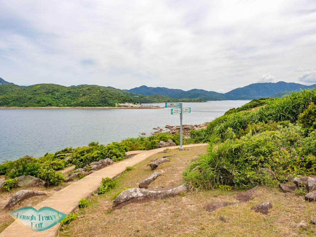 north to balanced rock grass island sai kung hong kong - laugh travel eat-7