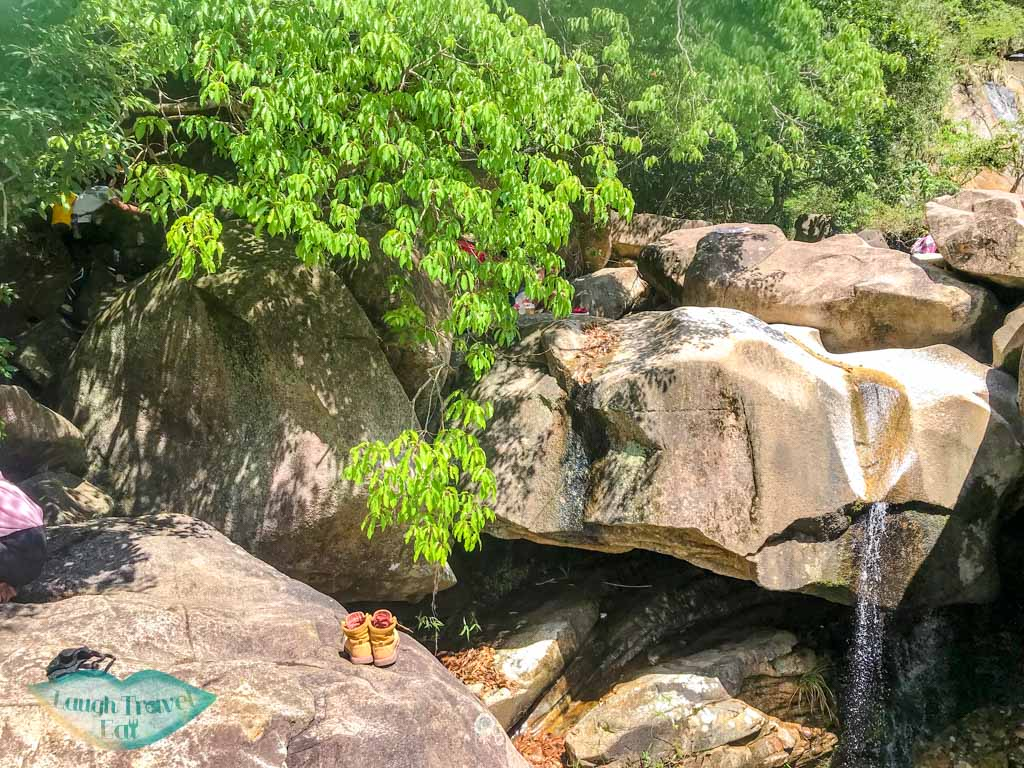second stretch of Madai stream Ma On Shan Hong Kong - laugh travel eat-2