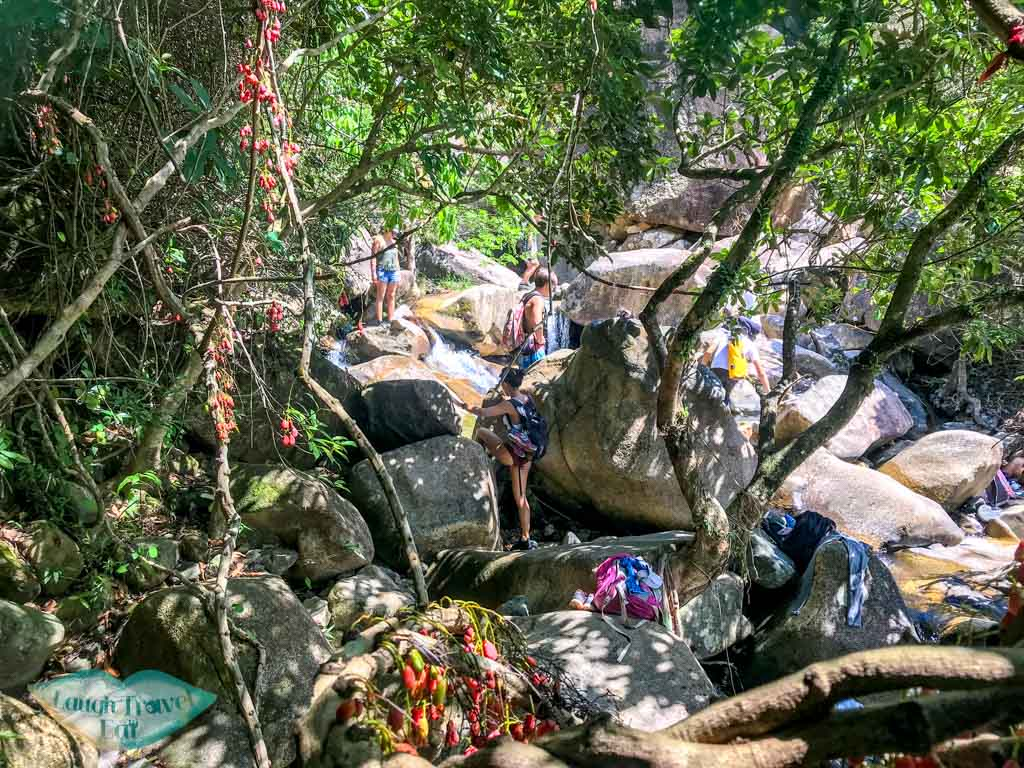 second stretch of Madai stream Ma On Shan Hong Kong - laugh travel eat-4