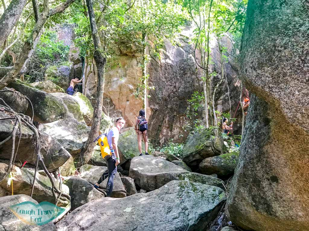 second stretch of Madai stream Ma On Shan Hong Kong - laugh travel eat-6