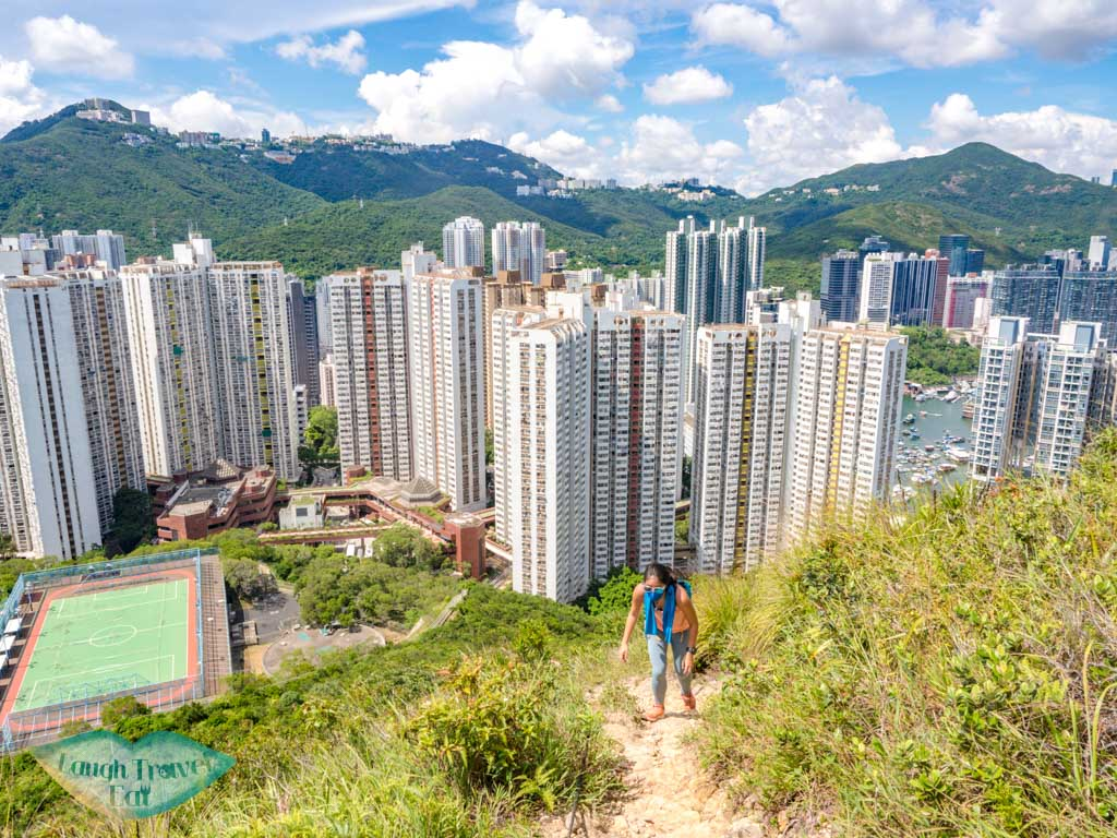hike up yuk kwai shan ap lei pai hong kong - laugh travel eat-6