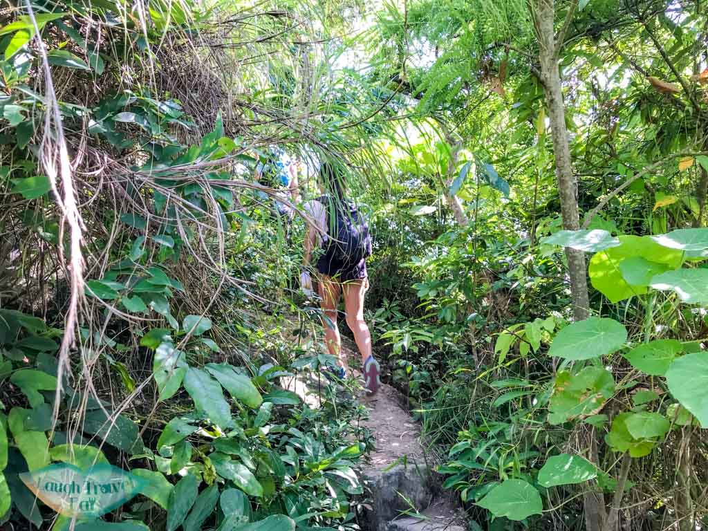 hiking across Ap Lei Pai hong kong - laugh travel eat-3