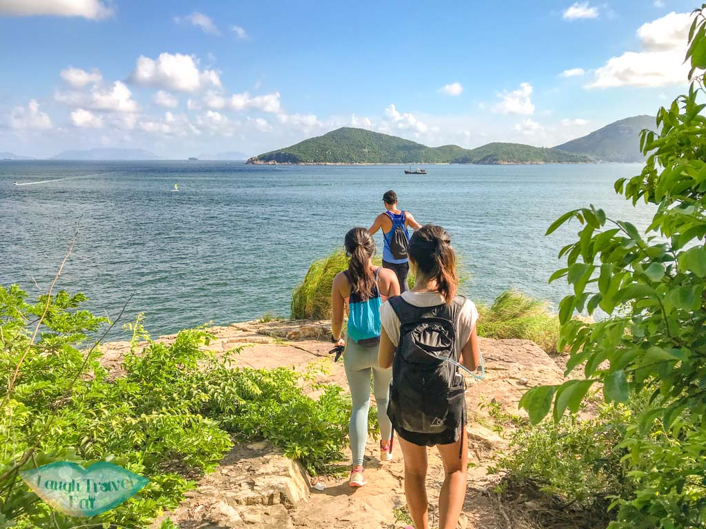hiking across Ap Lei Pai hong kong - laugh travel eat-5