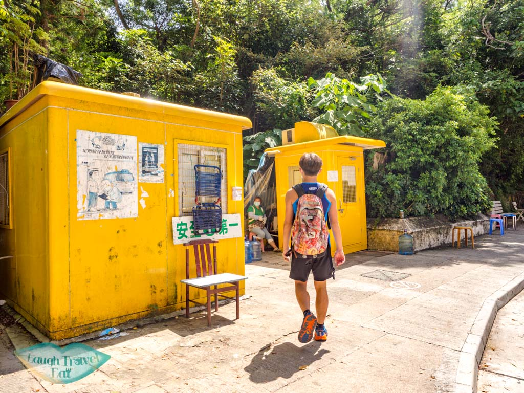 hike up yuk kwai shan ap lei pai hong kong - laugh travel eat