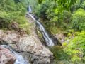 dragon waterfall stream tai shing stream hong kong - laugh travel eat