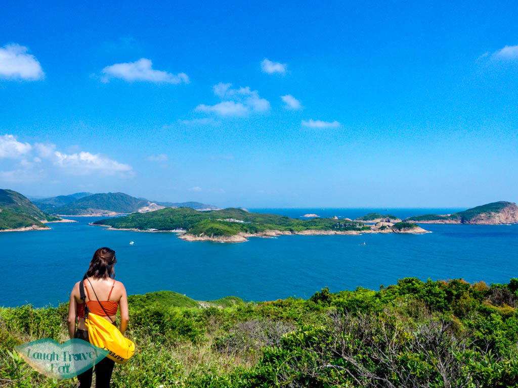 ung kong wan to clasping hand second stretch rock bluff island hong kong - laugh travel eat-2
