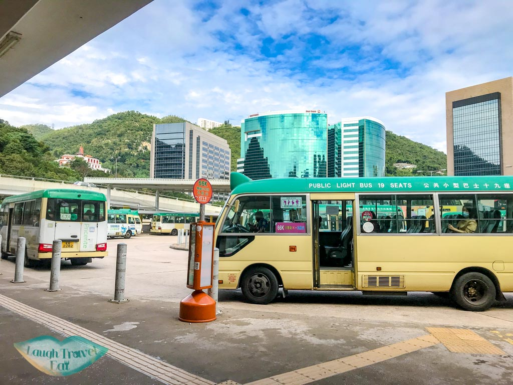 minibus from shatin to fo tan new territories hong kong - laugh travel eat
