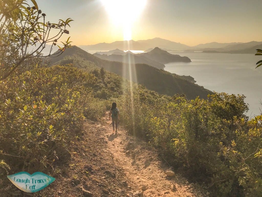 Fu Tau Sha to tai mei tuk main trail plover cove country park trail hong kong - laugh travel eat