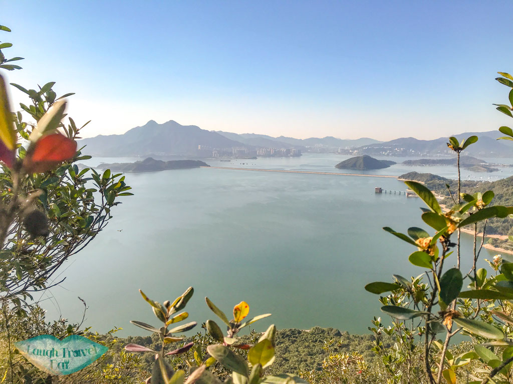 Ma Tau Fung to Chek Ma Tau plover cove country park trail hong kong - laugh travel eat