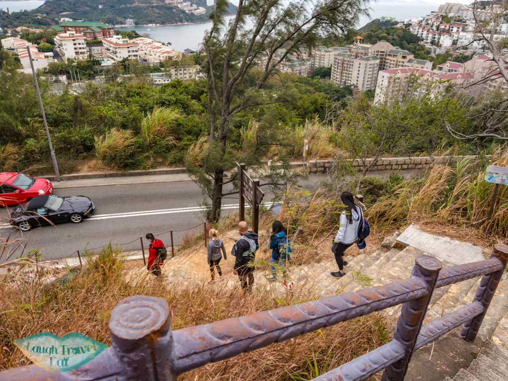 end point second twins peak to stanley hong kong island hong kong - laugh travel eat