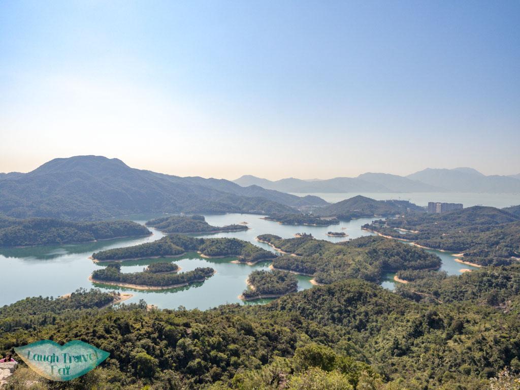 thousand island reservoir island hike tai tong yuen long hong kong - laugh travel eat